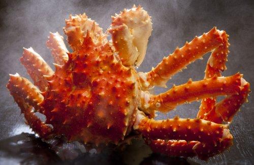 天空海闊 極味 たらば蟹 脚2kg 特特大 4~6名様分 北海道発