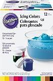 WILTON (ウィルトン) アイシングカラーキット 12色