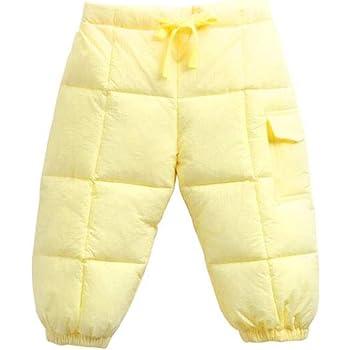 bfaf9590a9dca Smile子供服 ダウンパンツ キッズ ズボン ロングパンツ ベビー 男の子 女の子 冬用 暖かい 防寒