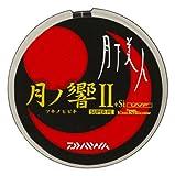 ダイワ(Daiwa) PEライン UVF 月下美人 月ノ響II +Si 100m 0.2号 3.9lb ホワイトピンク