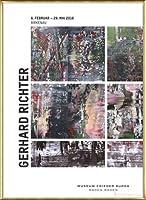 ポスター ゲルハルト リヒター Birkenau 額装品 アルミ製ベーシックフレーム(ゴールド)