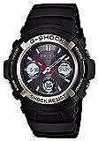 カシオ CASIO G-SHOCK ジーショック 腕時計 選べる5種類 ソーラー電波 メンズ【逆輸入品】 (【1】AWG-M100-1A)