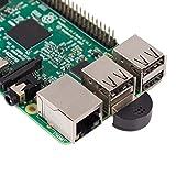 [SunFounder]SunFounder USB 2.0 for Raspberry Pi 3, 2 Module B & RPi 1 Model B+/B Laptop Desktop PCs Skype VOIP Voice [並行輸入品]