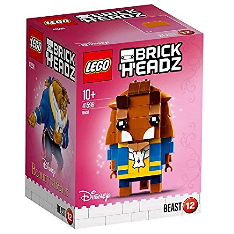 レゴ (LEGO) ブリックヘッズ ディズニー 野獣 41596