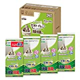 【Amazon.co.jp限定】 デオトイレ 猫用 シート消臭 抗菌シート 10枚×4袋 おしっこ ペット用品 ユニチャーム 猫