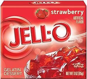 Jell-o(ジェロ)ストロベリー