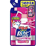 アース製薬 お風呂の防カビスプレー ピンクヌメリ予防プラス ローズの香り つめかえ 350mL