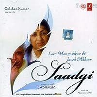 Saadgi by Mangeshkar
