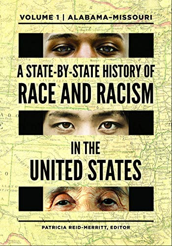 Download A State-by-State History of Race and Racism in the United States 1440856001