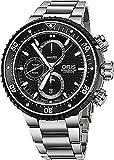 [オリス] Oris 腕時計 Pro Diver Chronograph Men's Watch スイス製自動巻 77477277154MB 【並行輸入品】