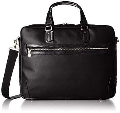 [エバウィン] ビジネスバッグ 日本製 撥水加工 EW21581 BK ブラック