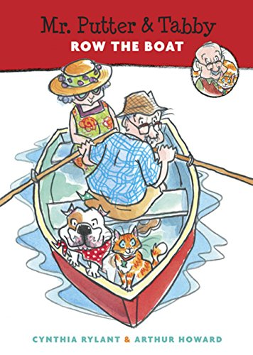 Mr. Putter & Tabby Row the Boatの詳細を見る