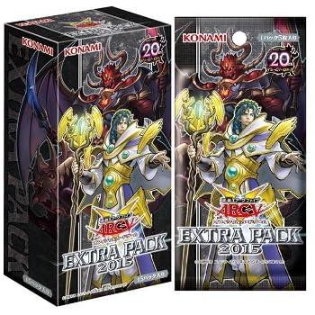 遊戯王アーク・ファイブOCGEXTRAPACK2015 BOX