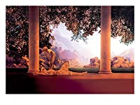 Daybreak by Maxfield Parrish、24 x 32