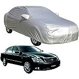 カーカバー X X L 530×200×150cm 超特大サイズ 車 カバー ボディ ー カバー フェルト生地 (1.シルバー530×200×150cm) …