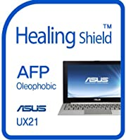 Healingshield スキンシール液晶保護フィルム Oleophobic AFP Clear Film for Asus Laptop UX21