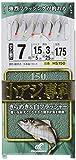 ハヤブサ(Hayabusa) 小アジ専科 HS150 きらめき&白フラッシャー 8-2