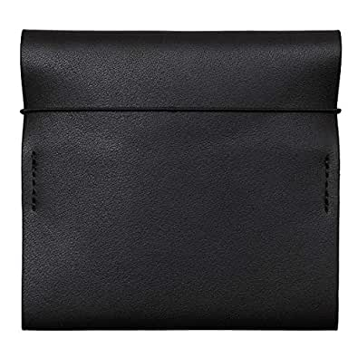 MYNUS FLIP UP WALLET plus (ブラック)