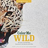 Trianimals: Color Me Wild: 60 Color-by-Number Geometric Artworks with Bite