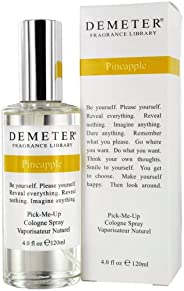 Demeter Pineapple Cologne Spray for Women, 120ml, Multi, 4 oz (I0035042)