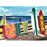 Ravensburger Hang Loose Puzzle 500pc,Adult Puzzles