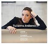 ショパン : 24の前奏曲 Op.28 | シューベルト : 3つのピアノ曲 D.946 | プロコフィエフ : ピアノ・ソナタ 第7番 (Chopin : Preludes Op.28 | Schubert : Three Klavierstucke D.946 | Prokofiev : Piano Sonata No.7 / Yulianna Avdeeva (piano)) (2CD) [輸入盤・日本語解説付]