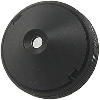 uxcell ピンホール固定絞りレンズ C マウントカメラ対応 F2.0 3.7mm