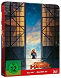 �m�� Captain Marvel: Blu-ray 3D + 2D / SteelbookISBN:8717418548599