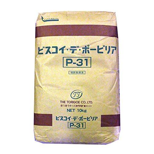 ミックス粉 ブラジルのスナックパン!P31ポービリアミックス 鳥越製粉 業務用 10kg