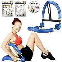 腹筋マシン 腹筋鍛える 多機能型簡易筋トレマシン(胸部 太もも 内転筋用)DVD附