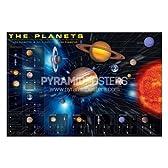 サブカル『THE PLANETS/惑星《PPS008》』ポスター