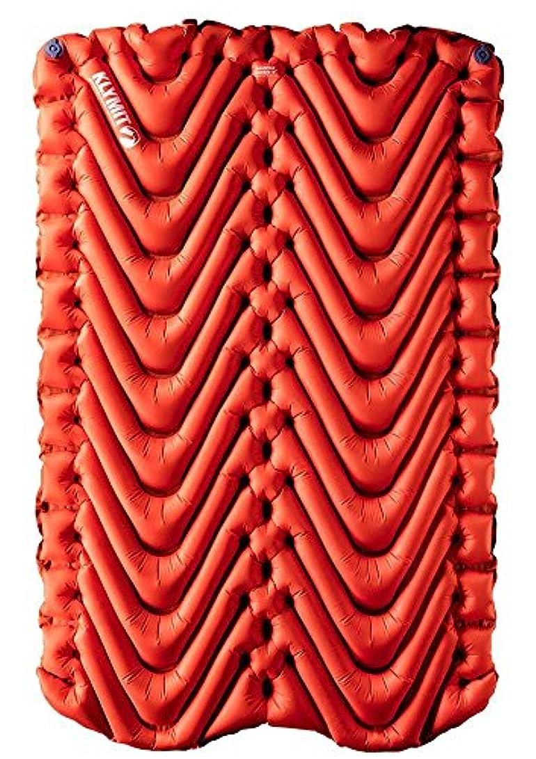 動脈ファントム欠如スリーピングパッド Insulated Double V 1~2人用 インフレータブルマット