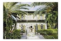 キーウエスト フロリダ州 - ヘミングウェイハウス - 写真 A-93050 (20x30 プレミアム 1000ピース ジグソーパズル 米国製)