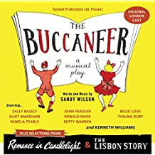 THE BUCCANEER PLUS SELECTIONS FROM ROMANCE IN CANDLELIGHT AND THE STORY
