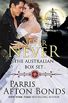 Never Never Box Set: Australian Saga by [Bonds, Parris Afton]