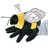 ミツバチ ハンドパペット