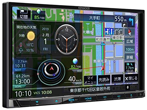 KENWOOD (ケンウッド) カーナビ 7インチ 彩速ナビゲーションシステム フルセグ MDV-S706 B07M7W8CMF 1枚目