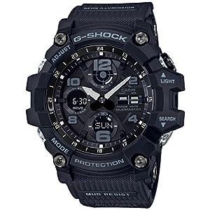 [カシオ]CASIO 腕時計 G-SHOCK ジーショック MUDMASTER 電波ソーラー GWG-100-1AJF メンズ