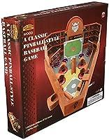 Classic Wood Pinball Style Baseball Game [並行輸入品]