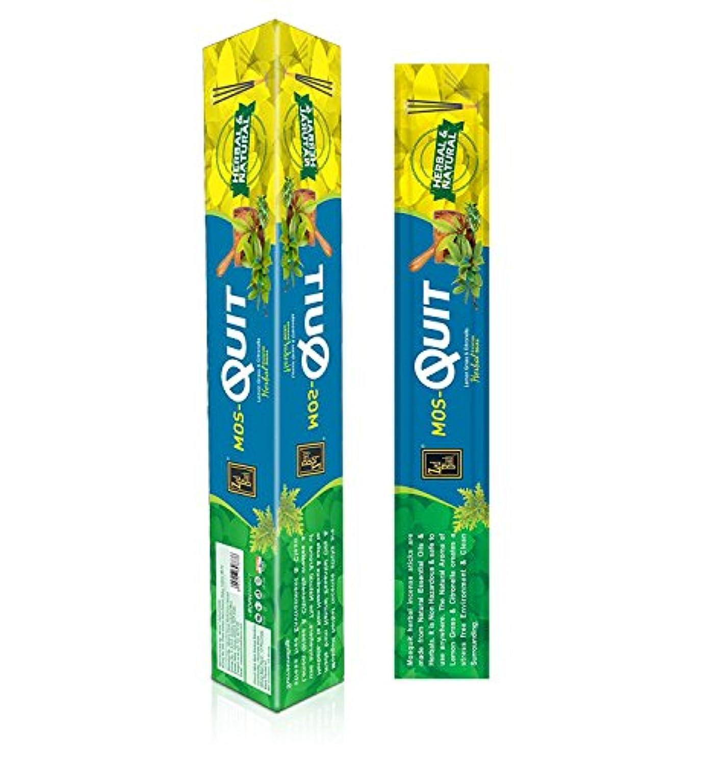 百科事典スローガンたとえMosquit Incense Sticks – 120ハーブスティック – Mosquito Repellent自然な香りSticks – 効果的な& worthy-madeから天然エッセンシャルオイル、ハーブ製品 –...