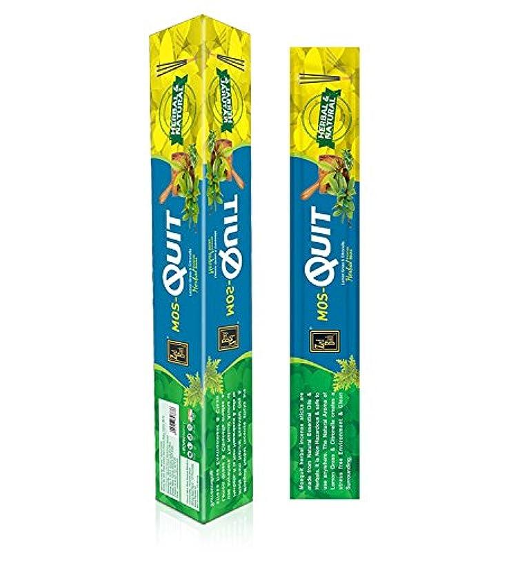 ロープピーブ簡単にMosquit Incense Sticks – 120ハーブスティック – Mosquito Repellent自然な香りSticks – 効果的な& worthy-madeから天然エッセンシャルオイル、ハーブ製品 –...