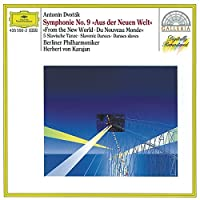 Symphony No. 9 From the New World / Slavonic Dance by KARAJAN / BERLIN PHIL ORCH (2008-08-19)