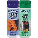 NIKWAX(ニクワックス) 洗濯洗剤 撥水剤セット ツインパック EBEP01