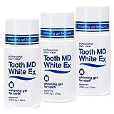 トゥースMDホワイトEX 3個セット[歯のホワイトニング]