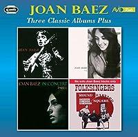 BAEZ - THREE CLASSIC ALBUMS PLUS (IMPORT)