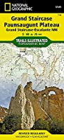 National Geographic Trails Illustrated Topographic Map Grand Staircase, Paunsaugunt Plateau, Utah: Grand Staircase-Escalante NM (National Geographic Trails Illustrated Map)