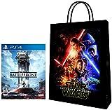 Star Warsバトルフロント 「スター・ウォーズ/フォースの覚醒」ペーパーバッグ付 - PS4
