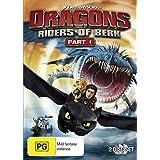 DRAGONS: RIDERS OF BERK: PART 1 (2 DISC)