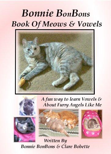 Bonnie BonBons Book Of Meows & Vowels
