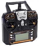 6チャンネル送受信機セット シンクロ KT-631ST テレメトリー (モード1) 82631M1